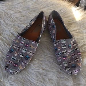 Skechers Bobs size 91/2 for cat lovers